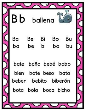 Mi mundo de las consonantes letras B y C- Activitidades