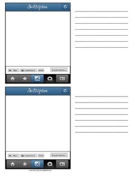 Mi rutina diaria- proyecto con instagram