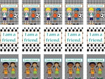 MiMi Sue's Brag Tags (Fabulous Friends/Primary Behaviors) 36 Designs SWAG