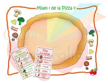 Miam de la pizza !!!