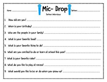 Mic-drop Partner Interviews