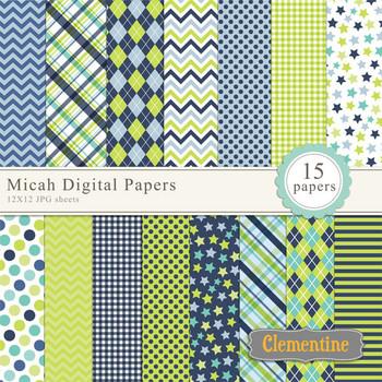 Micah digital papers