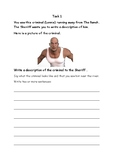 Mice + Men 10: Functional Skills Writing -Wanted Lennie-Sp