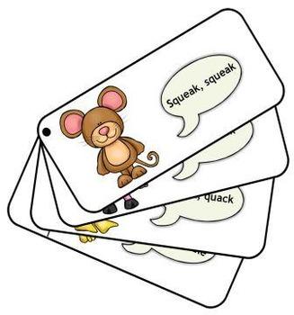 Mice Squeaks I Speak!