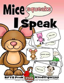 Mice Squeaks I Speak!