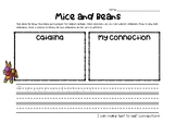 Mice and Beans Exit Tickets