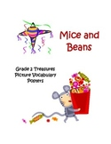 Mice and Beans Picture Vocabulary Posters for Grade 2 Treasures