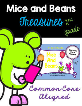 Mice and Beans: Treasures 2nd Grade:Common Core Aligned Ac