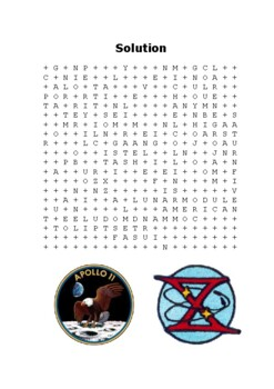Michael Collins Astronaut Word Search