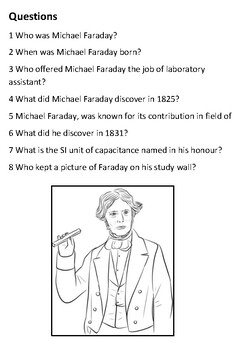 Michael Faraday Handout
