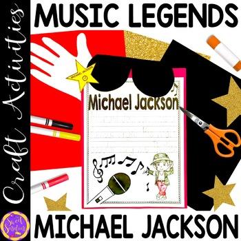 Michael Jackson Worksheets & Teaching Resources | TpT