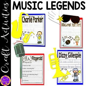 Michael Jackson Ella Fitzgerald Charlie Parker Louis Armstrong (Black History)