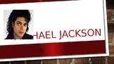 Michael Jackson Spanish Black History Month