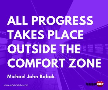 Michael John Bobak Quote for the Classroom