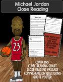 Michael Jordan Close Read