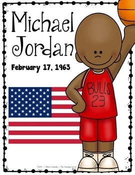 Michael Jordan Research Report Bundle