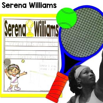 Michael Jordan, Serena Williams, Jackie Robinson, Jesse Owens (Black History)