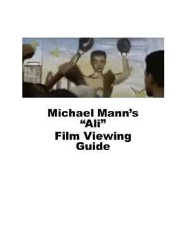 "Michael Mann's ""Ali"" Film Viewing Guide"