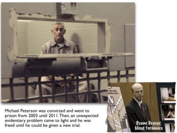 Michael Peterson - Murder Trial - Raptor Attack - Alford Plea - 66 Slides