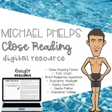 Michael Phelps Digital Close Read