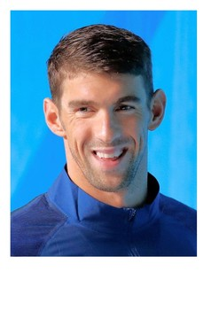 Michael Phelps - Olympic Swimming Word Search