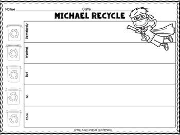 Michael Recycle Book Companion