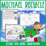 Michael Recycle Lesson Plan and Book Companion - Distance