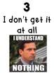 Michael Scott's Levels of Understanding