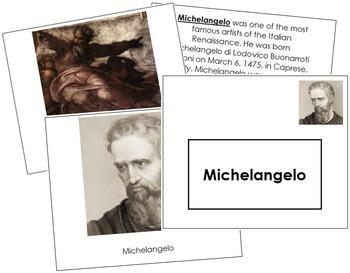Michelangelo Art Book