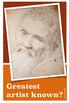 Michelangelo - Artists of the world enrichment kit - Flash