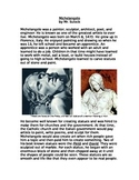 Michelangelo Biography