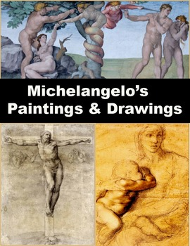 Michelangelo Bundle Paintings,Sculptures, and Architecture-Renaisance