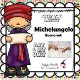 Michelangelo Buonarroti - Meet the Artist - Famous Artists Art Unit - Artist Bio