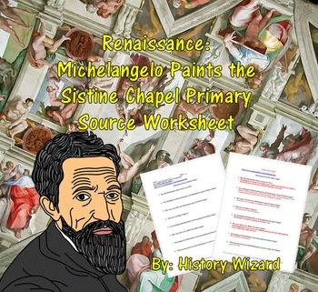 Renaissance: Michelangelo Paints the Sistine Chapel Primar