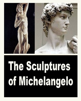 Michelangelo- Sculptures PowerPoint