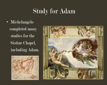 Michelangelo's Paintings and Drawings