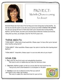 Michelle Obama is Coming for Dinner! - Project Based Learning