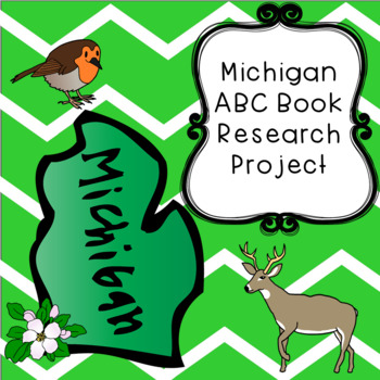 Michigan ABC Book Research Project
