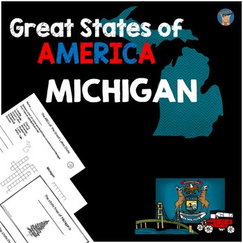 Michigan Activity Packet
