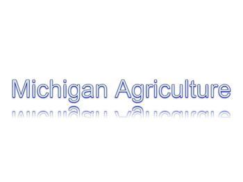 Michigan Agriculture lesson