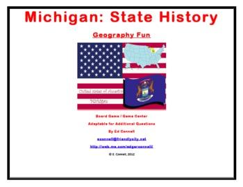 Michigan Board Game