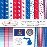 Michigan Clip Art