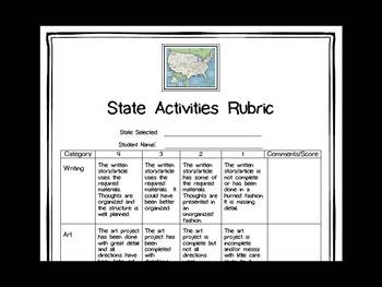 Michigan Differentiated State Activities