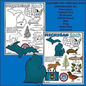 Michigan Fact Sheet