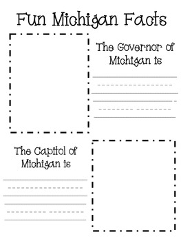 Michigan Facts Book
