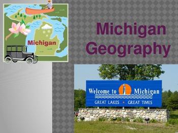 Michigan Geography