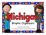 Michigan Graphic Organizers (Perfect for KWL charts and ge