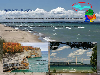 Michigan History PowerPoint - Part I
