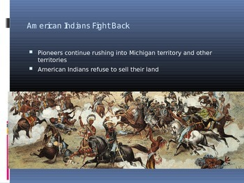 Michigan History - The Journey to Statehood