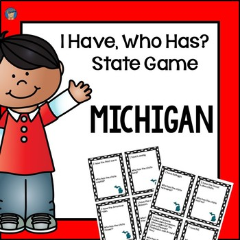 Michigan I Have, Who Has Game
